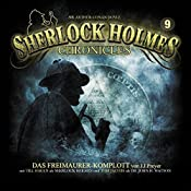 Das Freimaurer-Komplott (Sherlock Holmes Chronicles 9) | J. J. Preyer
