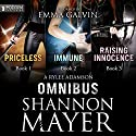 A Rylee Adamson Omnibus: Books 1-3 (       UNABRIDGED) by Shannon Mayer Narrated by Emma Galvin
