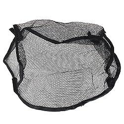 Universal Black Under Storage Net Bag Buggy Stroller Pram Basket Shopping Baby Item Pushchair Pocket(1PC)