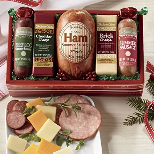 High Five Ham Gift Assortment from The Swiss Colony (Food Basket Gifts compare prices)