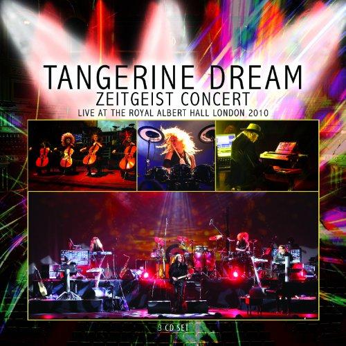Tangerine Dream - Zeitgeist Concert - Live At The Royal Albert Hall, London 2010 - Zortam Music