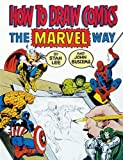 How to Draw Comics the Marvel Way Book - 160 Pages