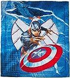 Marvel Captain America-2 Winter Soldier Comforter, Twin/Full