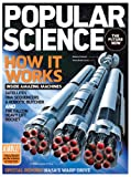 Magazine - Popular Science (1-year auto-renewal)