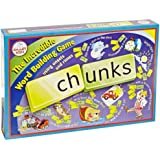 Didax Chunks The Incredible Word Building Game - Set of 144 - Green and Yellow
