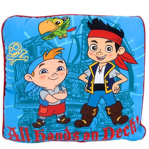 Disney Jake And The Neverland Pirates Decor Pillow True Home Loveland