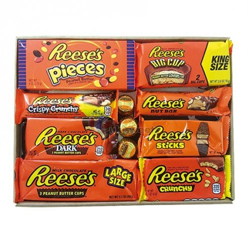 reeses-gift-tray-american-candy