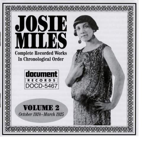 My Music Space :: Josie Miles