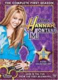Cover art for  Hannah Montana: The Complete First Season