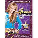Hannah Montana: The Complete First Seasonby Miley Cyrus