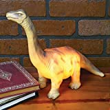 Dinosaur Resin Table Lamp - Brontosaurus