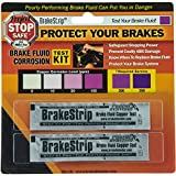 Phoenix Systems (3003-B) Brake Fluid Test Strips, 2 Strips Per Package, Reveals Brake Fluid Condition
