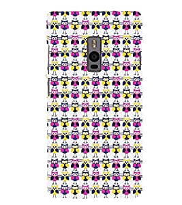 EPICCASE Bird Groupie Mobile Back Case Cover For OnePlus 2 (Designer Case)