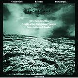 Hindemith, Britten, Penderecki: Lachrymae