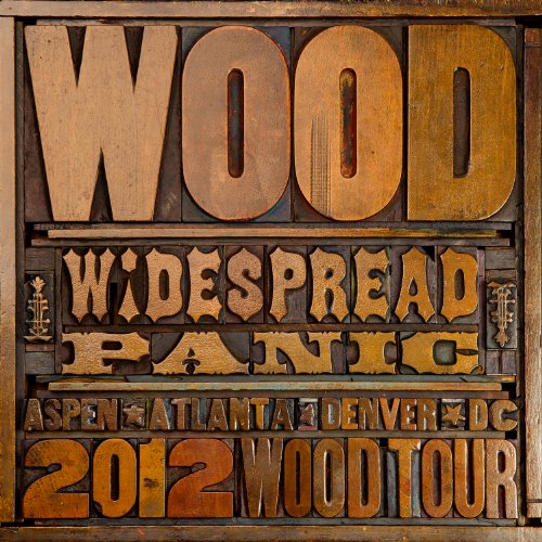 Widespread Panic   Wood (2CD) (2012) (MP3) [Album]