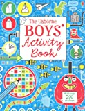 Usborne Publishing Boys' Activity Book (Usborne Activities)
