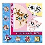 Hasbro Littlest Pet Shop Luncheon Napkins