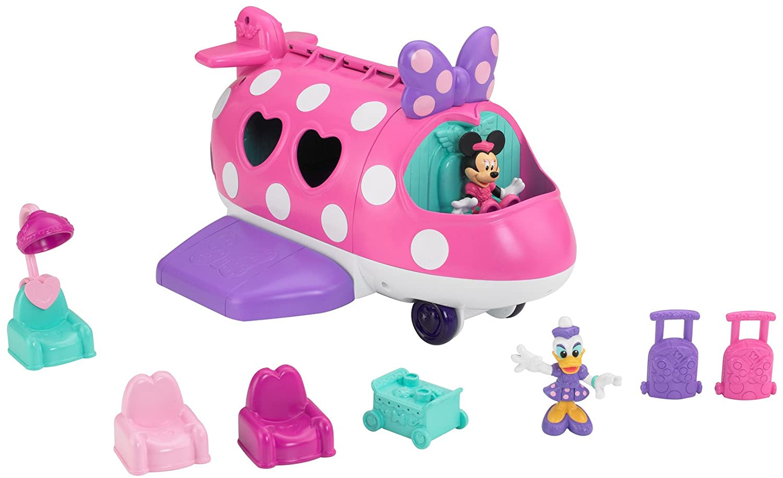 Minnie Mouse Polka Dot Jet