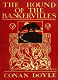 SHERLOCK HOLMES Hound of the Baskervilles by Arthur Conan Doyle FIRST EDITION COVER ART A3 250gsm GLOSS ART CARD REPRODUCTION PRINT