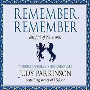 Remember, Remember (the Fifth of November) Audiobook