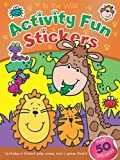 In the Wild Activity Fun Stickers (Books in Action)