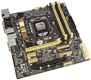 ASUSTeK Intel H87チップセット搭載マザーボード H87M-PRO 【MATX】