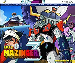Mazinger Z Box 8. [Blu-ray]
