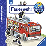img - for Wieso Weshalb Warum Feuerwehr book / textbook / text book