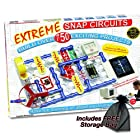 Snap Circuits Extreme - 750 with FREE Storage Bag