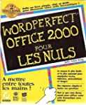 WordPerfect Office 2000 pour les nuls