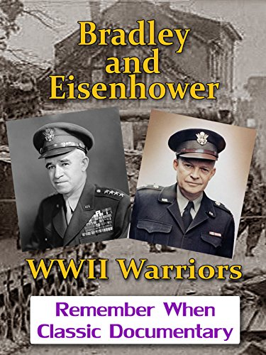 Bradley and Eisenhower