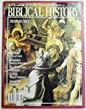 img - for Biblical History: A Chronicle of Faith Through the Ages, June 1987, Premiere Issue, Volume 1 Number 1 book / textbook / text book