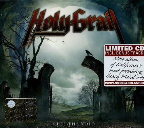 Ride The Void by Holy Grail (2013) Audio CD