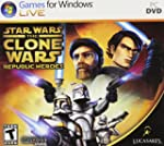 Star Wars The Clone Wars: Republic He...