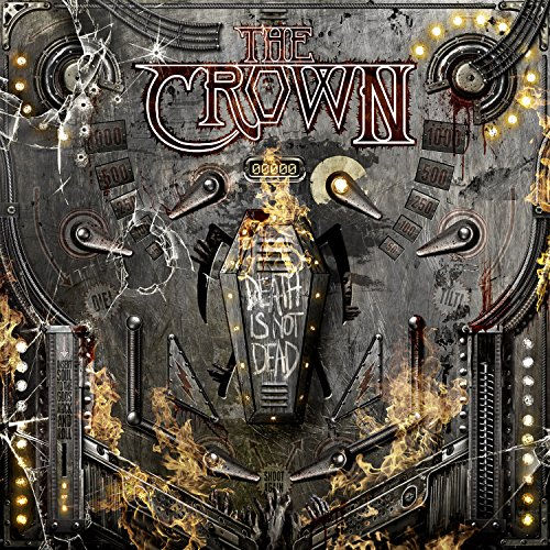 The Crown-Death Is Not Dead-CD-FLAC-2015-SCORN Download