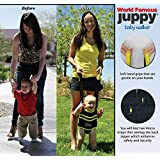 Juppy Baby Walker Momentum Yellow with Free Matching Travel Bag...