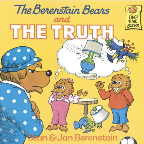 The Berenstain Bears and the Truth: Stan Berenstain, Jan Berenstain: 9780394856407: Amazon.com: Books