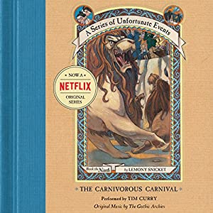The Carnivorous Carnival Hörbuch