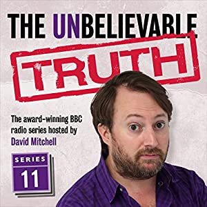 The Unbelievable Truth, Series 11 Radio/TV Program