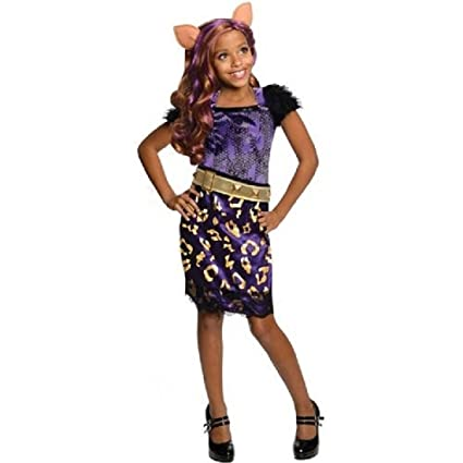 Monster High Clawdeen Wolf Costumes