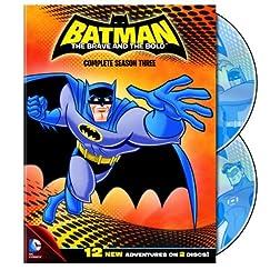 Batman: Brave & Bold: Complete Third Season