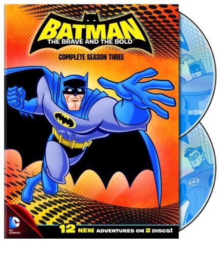 Batman Brave Bold Complete Third Season at Gotham City Store