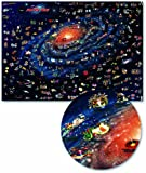 Children's Map of the Milky Way (Dino's Illustrated Maps)