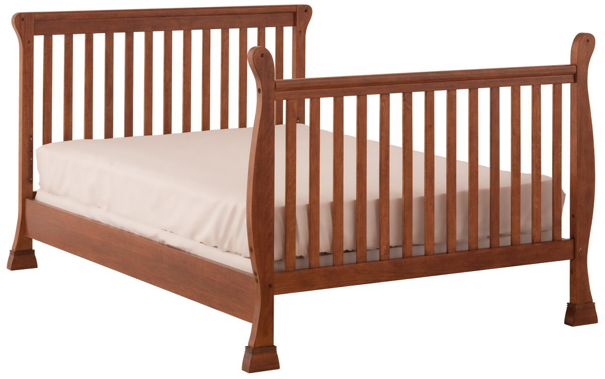 Status Series 600 Stages Convertible Crib Walnut