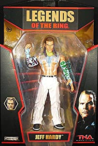Tna Legends Of The Ring 2 Jeff Hardy Wrestling Action