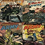 Fightin Army. Issues 16, 17, 27 and 2...
