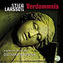 Verdammnis (Millennium 2) Audiobook by Stieg Larsson Narrated by Dietmar Wunder