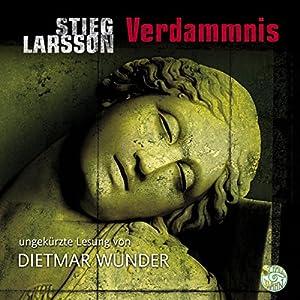 Verdammnis (Millennium 2) Hörbuch
