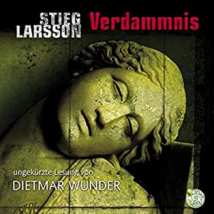 Verdammnis (Millennium 2) Audiobook
