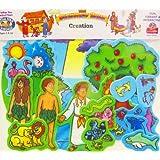 Beginners Bible Creation Story Flannelboard Figures - Pre-Cut
